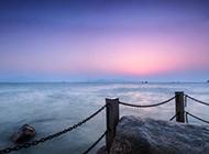 日出日落海边风景图片欣赏