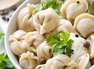 营养美味的早餐水饺图片