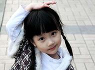 爱笑的漂亮小公主唯美图片