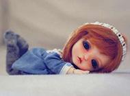 纯美可爱的洋娃娃图片