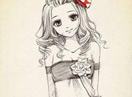 二次元漫画少女唯美手绘精美图集