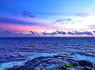 令人心醉的天空与海洋精美壁纸