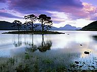 山水如诗如画般美丽的自然风景