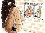 最具吸引力的土豆瘦身广告