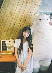 亚洲娇俏可爱美女顶级人体艺术写照