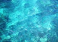 巴厘岛一望无际的海滩高清组图