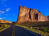 美国传奇公路旅行高清桌面壁纸