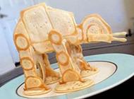 创意早餐摆盘图片充满爱心