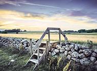 瑞典户外山水风景图片优美如画