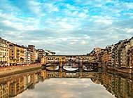 意大利名城佛罗伦萨美景风光图集