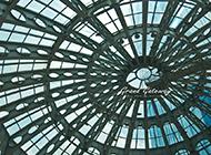 大型商场建筑摄影