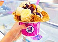 清凉夏日甜蜜可口冰淇淋美图