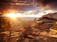 神奇山水风景高清壁纸赏析