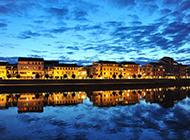 唯美城市夜景精美壁纸欣赏