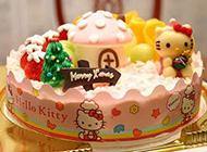 可爱造型甜蜜蛋糕图片