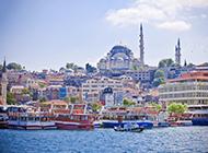 土耳其古典建筑图片风景迷人