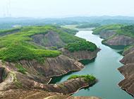 秀丽壮观的山川河流风景图片