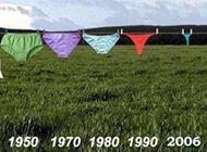 邪恶内涵图之内裤的进化史