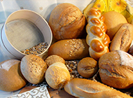 手撕面包图片美味烘焙