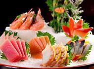 豪华顶级海鲜刺身拼盘图片