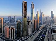 迪拜高楼建筑超清晰壁纸大全