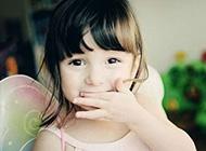 童真无邪的欧美小女孩唯美图片