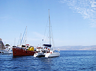 世界著名旅游胜地希腊爱琴海图片