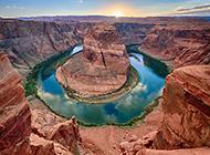 美国大峡谷风景高清摄影图片
