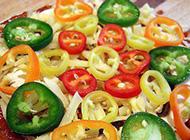美味诱人的以色列特色美食唯美图片