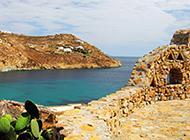 美不胜收的希腊米克诺斯岛自然风光图片