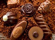 法国巧克力甜点图片幼滑浓郁