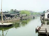 中国十佳古镇之美丽乌镇图片