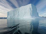 冰山风景图片唯美壮观