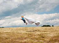 会飞的小天使高清萌图