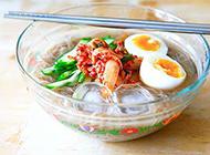 清爽鲜美的韩国特色冷面汤