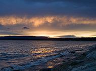 日出日落山水自然风光美景