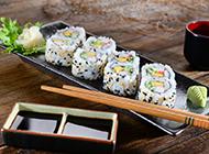 花样海鲜寿司图片美味新鲜