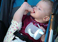 超可爱拉轰的宝宝搞怪图片