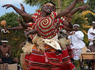 非洲版风骚搞笑的千手观音