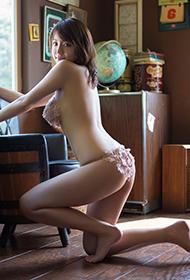 日本宅男女神中村静香性感私房写真