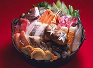 鲜虾鱿鱼海鲜味营养美食