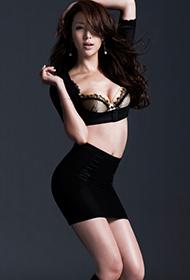 性感美女模特隋棠诱人美腿高清写着