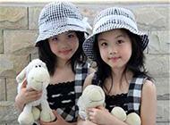 萌萌哒的双胞胎图集