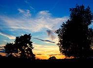 黄金海岸日落日出高清风景壁纸