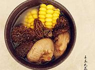 回味无穷的玉米无花果菌汤