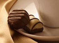 甜美巧克力美食图片可爱精美壁纸