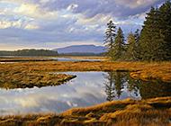 湖光山色海滨自然风景组图