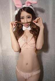 日本性感兔女郎私房高清写真