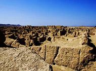 新疆精美戈壁风光壁纸