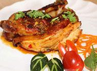 特色西餐菜品美式鸡排图片